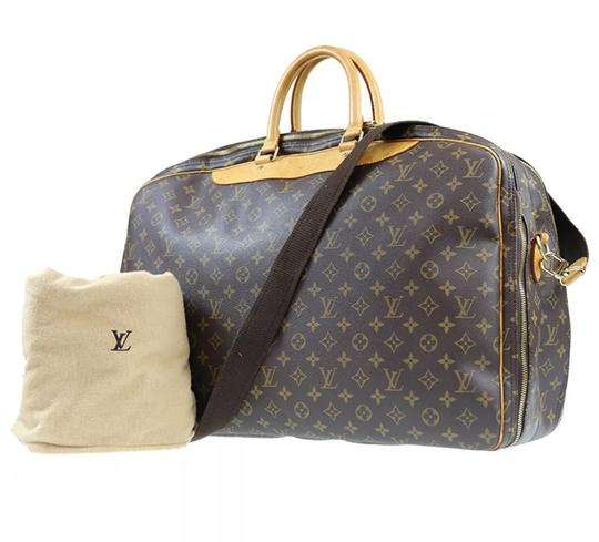 Preload https://item1.tradesy.com/images/louis-vuitton-alize-2-porches-suit-with-long-strap-carry-on-large-monogram-canvas-2way-weekendtravel-26055475-0-2.jpg?width=440&height=440