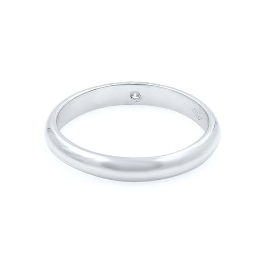 Salvini One Diamond Band Ring Size 7 Image 3