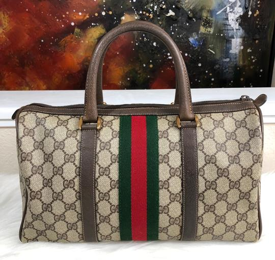 Gucci Satchel in Brown Image 1