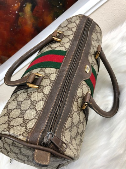 Gucci Satchel in Brown Image 5