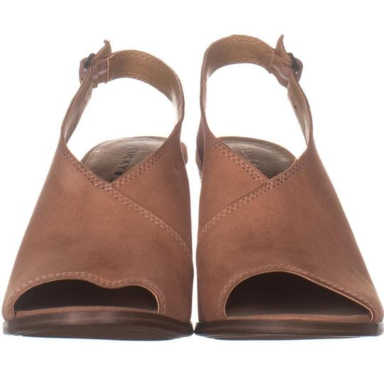 Lucky Brand Brown Pumps Image 1