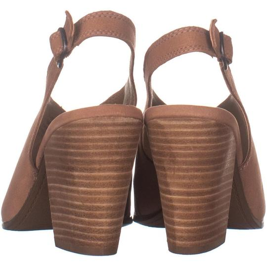 Lucky Brand Brown Pumps Image 2