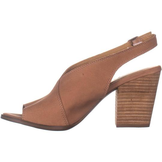Lucky Brand Brown Pumps Image 4