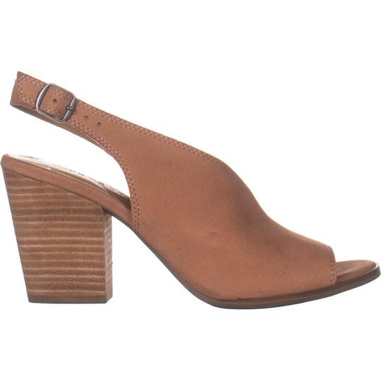 Lucky Brand Brown Pumps Image 5