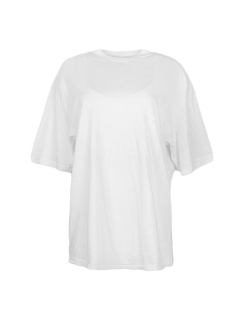 Preload https://img-static.tradesy.com/item/26055567/balenciaga-white-xs-oversized-t-shirt-with-femme-fatale-embroidery-on-back-tee-shirt-size-2-xs-0-0-650-650.jpg