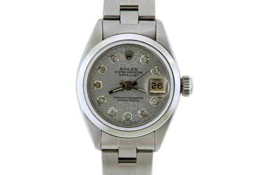 ROLEX 26MM Ladies Datejust STAINLESS STEEL WITH APPRAISAL Image 1