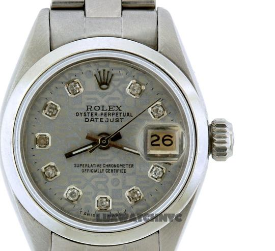 ROLEX 26MM Ladies Datejust STAINLESS STEEL WITH APPRAISAL Image 2