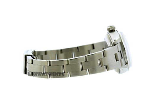 ROLEX 26MM Ladies Datejust STAINLESS STEEL WITH APPRAISAL Image 5