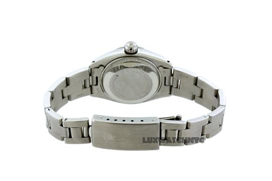 ROLEX 26MM Ladies Datejust STAINLESS STEEL WITH APPRAISAL Image 6