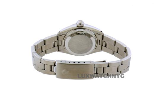 ROLEX 26mm Ladies Datejust S/S with Appraisal Image 5