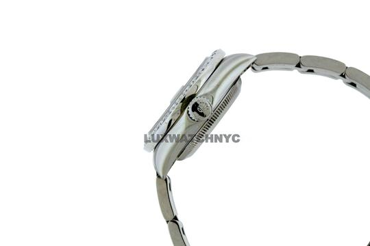 ROLEX 1.5ct Ladies 26mm Datejust Stainless with Appraisal Image 2