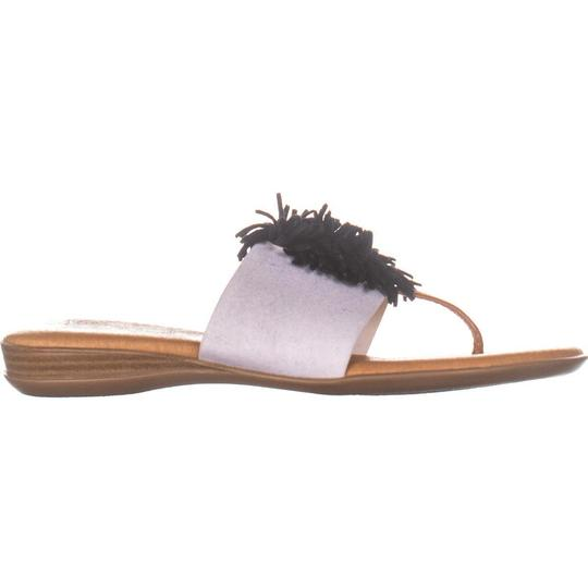 Andre Assous White Sandals Image 3