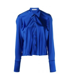 Balenciaga Top Blue