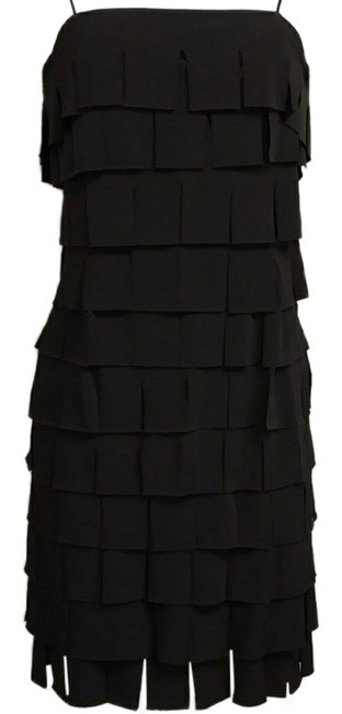 Preload https://img-static.tradesy.com/item/26055743/js-collections-black-mid-length-short-casual-dress-size-12-l-0-1-650-650.jpg