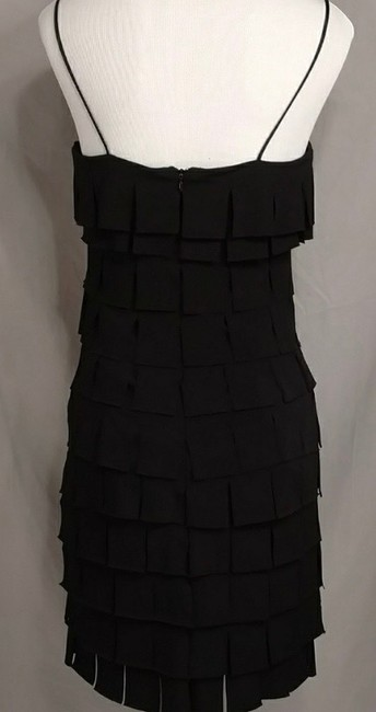 JS Collections short dress black on Tradesy Image 2