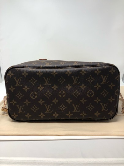 Louis Vuitton Neverfull Mm Neverfull Neverfull Monogram Neverfull With Pouch Neverfull Cherry Tote in Cerise Image 6