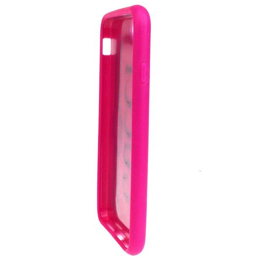 Gucci Authentic GUCCI Sherry iPhone 10 Cell Phone Case Leather Rubber Pink Image 8