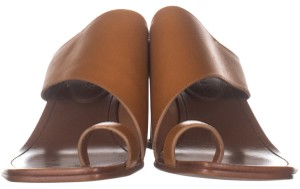 Sigerson Morrison Brown Mules