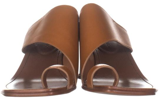 Sigerson Morrison Brown Mules Image 0