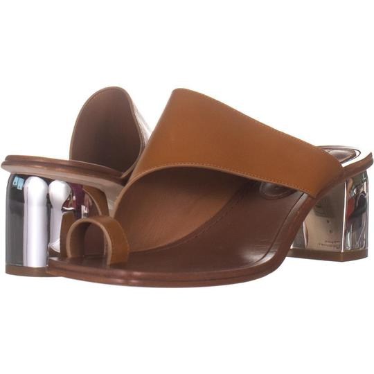 Sigerson Morrison Brown Mules Image 1