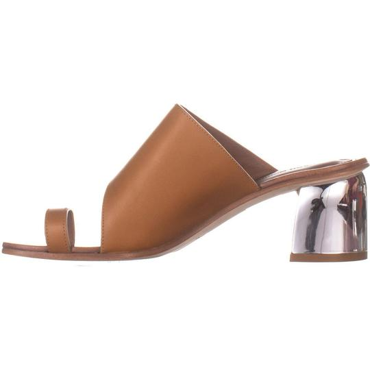 Sigerson Morrison Brown Mules Image 3