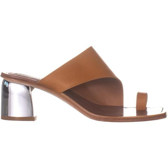Sigerson Morrison Brown Mules Image 4