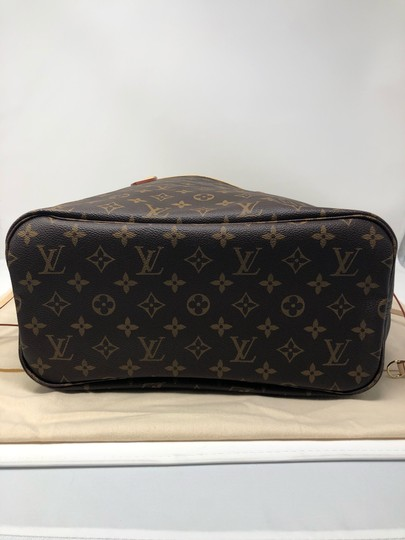 Louis Vuitton Neverfull Neverfull Mm Neverfull Neverfull Monogram Neverfull Tote in Cherry Image 4