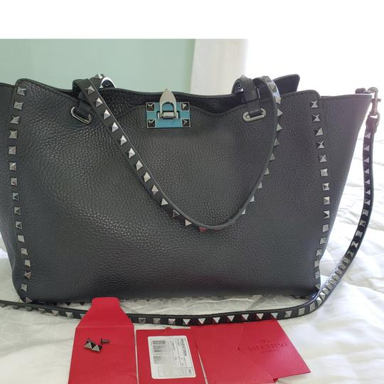 Valentino Tote in Black Image 0