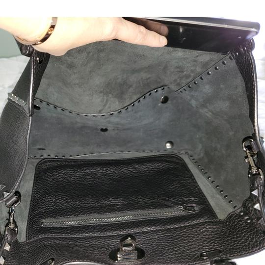 Valentino Tote in Black Image 4