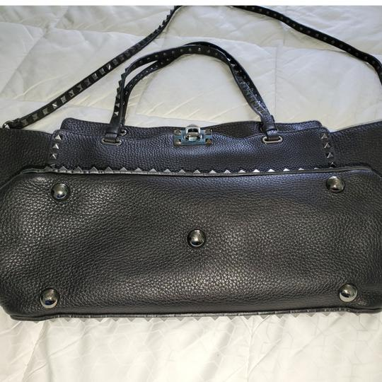 Valentino Tote in Black Image 5