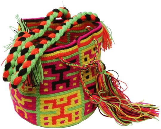Preload https://img-static.tradesy.com/item/26055915/wayuu-tribe-mochila-starburst-multicolor-cotton-blend-hobo-bag-0-3-540-540.jpg