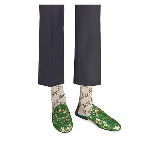 Gucci Green Mules Image 5