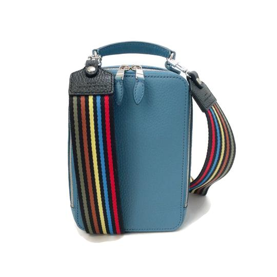Preload https://img-static.tradesy.com/item/26056013/sonia-rykiel-box-le-pave-blue-leather-cross-body-bag-0-0-540-540.jpg