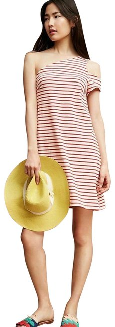 Anthropologie short dress Red on Tradesy Image 0