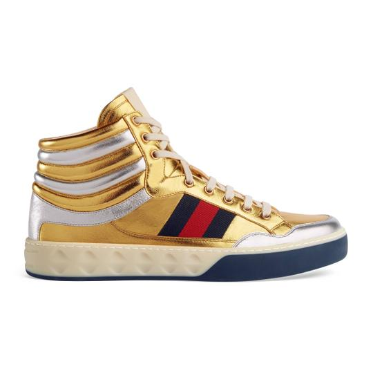 Gucci Gold Athletic Image 1