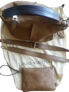 Louis Vuitton Mahina Cross Body Bag