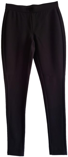 Chico's New Black The Ultimate Fit Ankle Leggings Size 2 (XS, 26) Chico's New Black The Ultimate Fit Ankle Leggings Size 2 (XS, 26) Image 1