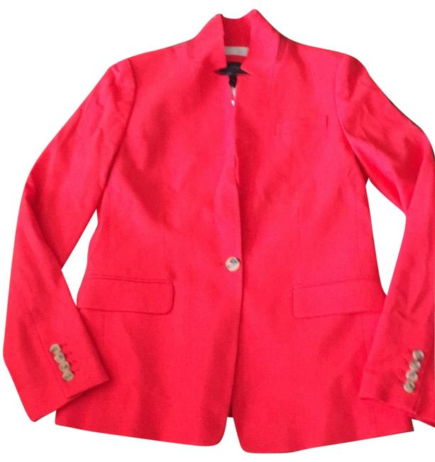 Item - Crimson Red B0323 Blazer Size 6 (S)