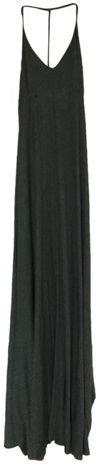 Item - Green Backless Long Casual Maxi Dress Size 6 (S)