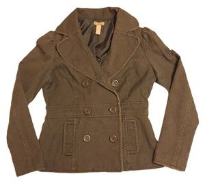 Gadzooks Brown Jacket