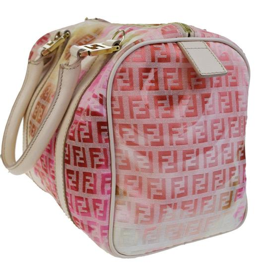 Fendi Made In Italy Tote in Pink Image 1
