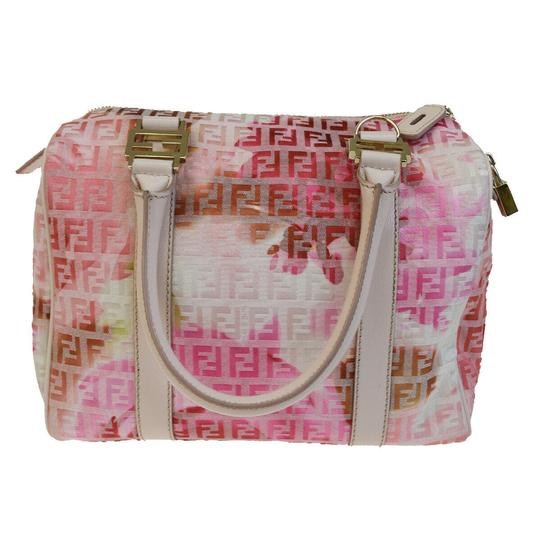 Fendi Made In Italy Tote in Pink Image 2