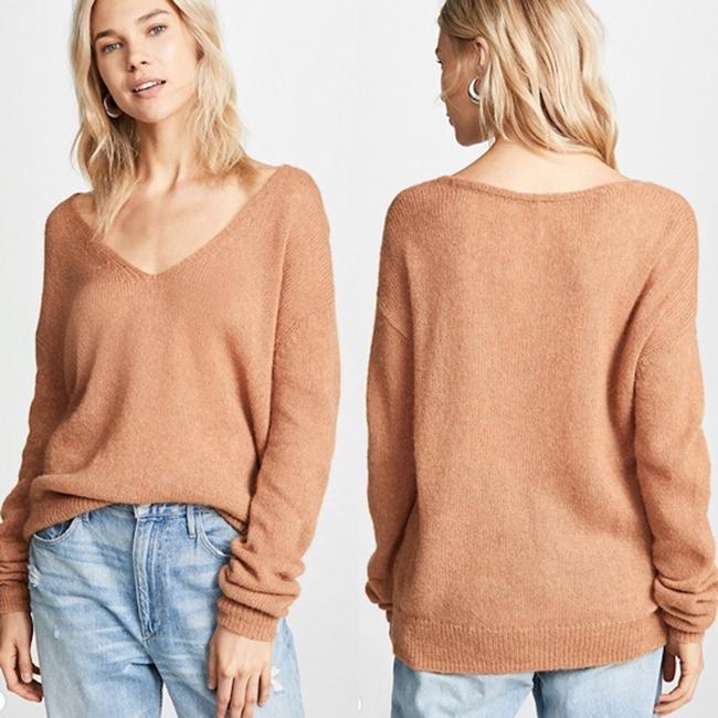 Free People Neck Wool Revolve Sweater Image 1