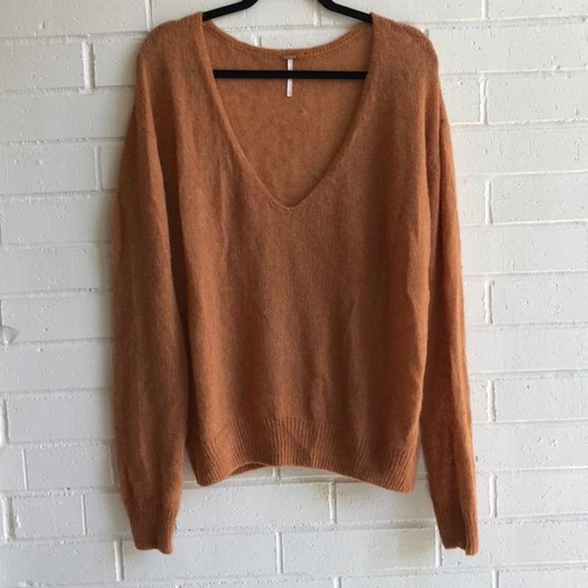 Free People Neck Wool Revolve Sweater Image 2