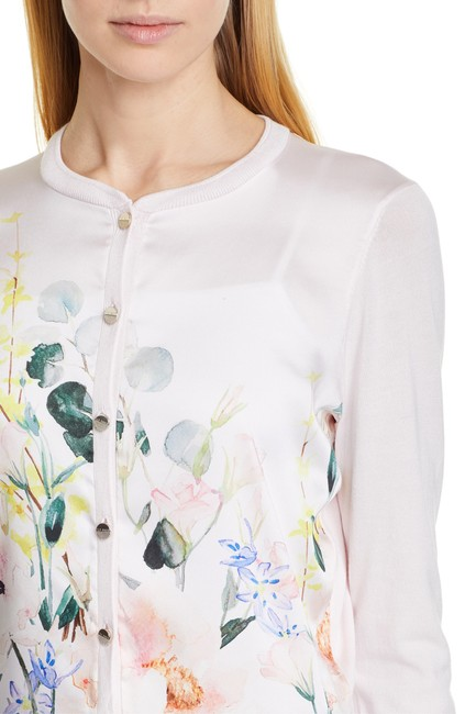 Ted Baker Flower Date Night Fall Hollywood Cardigan Image 8