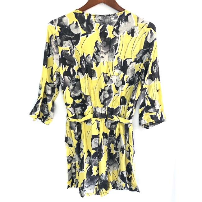 Elevenses Button Down Shirt Yellow Image 1