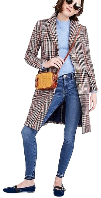 Preload https://img-static.tradesy.com/item/26058715/jcrew-nwot-plaid-single-breasted-top-coat-size-petite-6-s-0-1-650-650.jpg