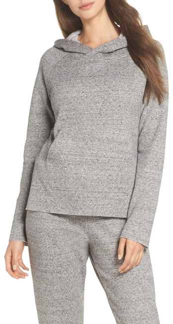 Item - Grey Heather Pilar Pullover Sweatshirt/Hoodie Size 8 (M)