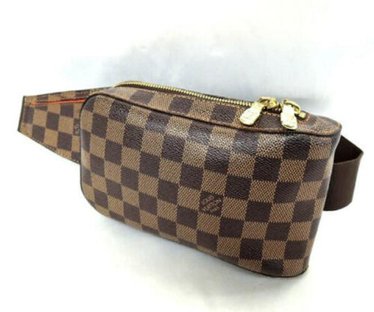 Preload https://img-static.tradesy.com/item/26058805/louis-vuitton-damier-jeronimos-waist-pouch-brown-cross-body-bag-0-0-540-540.jpg