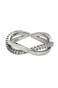 Ocean Fashion Cross row with ring